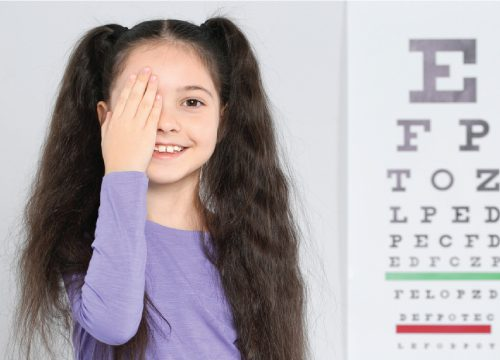Like a child being cared, let their eyecare also be like that